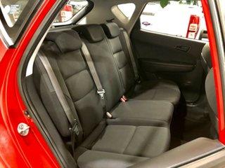 2010 Hyundai i30 FD MY10 SX Red 5 Speed Manual Hatchback