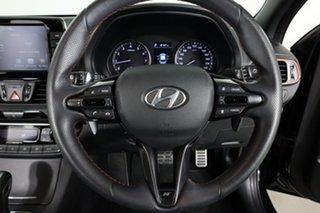 2020 Hyundai i30 PD.3 MY20 N Line Black 7 Speed Auto Dual Clutch Hatchback