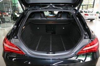 2015 Mercedes-Benz CLA-Class X117 CLA45 AMG Shooting Brake SPEEDSHIFT DCT 4MATIC Black 7 Speed
