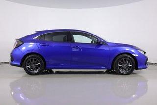 2020 Honda Civic MY20 VTi-S Blue Continuous Variable Hatchback