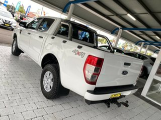 2013 Ford Ranger XL White Manual Double Cab Pick Up