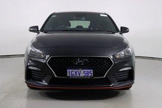 2020 Hyundai i30 PD.3 MY20 N Line Black 7 Speed Auto Dual Clutch Hatchback.