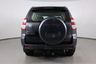 2017 Toyota Landcruiser Prado GDJ150R MY16 GX (4x4) Graphite 6 Speed Manual Wagon