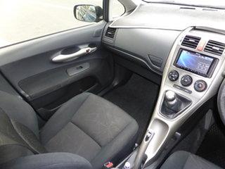 2009 Toyota Corolla ZRE152R MY10 Ascent Dark Blue 6 Speed Manual Hatchback.