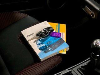 2004 Mazda 3 BK1031 SP23 Silver 5 Speed Manual Hatchback