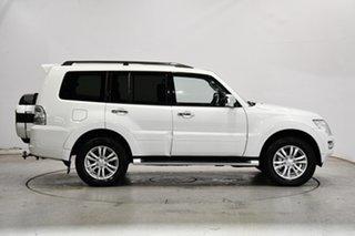2020 Mitsubishi Pajero NX MY21 GLS White 5 Speed Sports Automatic Wagon