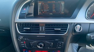 2008 Audi A5 8T 3.2 FSI Quattro Black 6 Speed Tiptronic Coupe