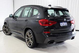 2019 BMW X3 G01 M40i Steptronic Black 8 Speed Automatic Wagon.