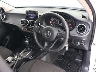 2019 Mercedes-Benz X-Class 470 250d Pure (4Matic) White 7 Speed Automatic Dual Cab Pick-up