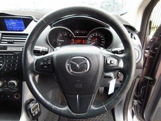 2012 Mazda BT-50 XTR (4x4) Grey 6 Speed Automatic Dual Cab Utility