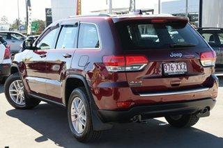 2018 Jeep Grand Cherokee WK MY18 Laredo Red 8 Speed Sports Automatic Wagon.