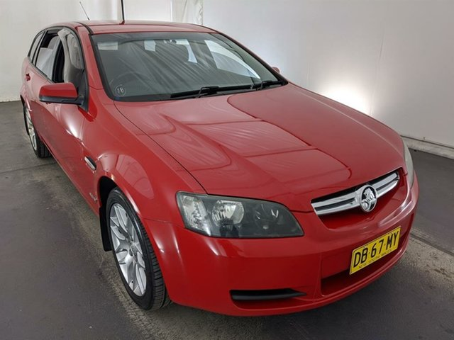 Used Holden Commodore VE MY10 International Sportwagon Maryville, 2009 Holden Commodore VE MY10 International Sportwagon Red 6 Speed Sports Automatic Wagon