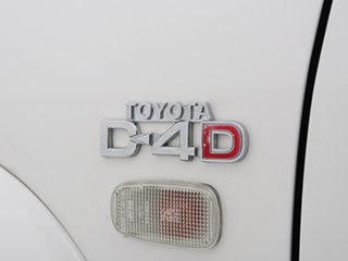 2008 Toyota Landcruiser Prado KDJ120R 07 Upgrade GXL (4x4) White 5 Speed Automatic Wagon