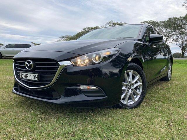 Used Mazda 3 BM MY15 Neo South Grafton, 2016 Mazda 3 BM MY15 Neo 6 Speed Automatic Hatchback