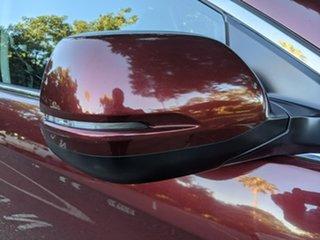 2016 Honda CR-V RM Series II MY17 VTi Red 5 Speed Automatic Wagon