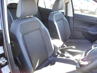 2021 Volkswagen T-Cross C1 MY21 85TSI DSG FWD Style Deep Black 7 Speed Sports Automatic Dual Clutch
