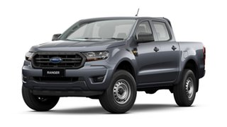 2021 Ford Ranger PX MkIII 2021.75MY XL Grey 6 Speed Sports Automatic Double Cab Pick Up.