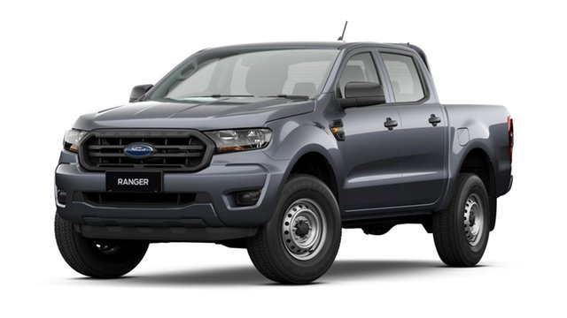 New Ford Ranger PX MkIII 2021.75MY XL Ebbw Vale, 2021 Ford Ranger PX MkIII 2021.75MY XL Grey 6 Speed Sports Automatic Double Cab Pick Up