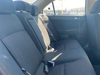 2008 Mitsubishi Lancer CJ MY08 VR Silver 5 Speed Manual Sedan