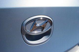 2010 Hyundai i30 FD MY10 SX Blue 4 Speed Automatic Hatchback