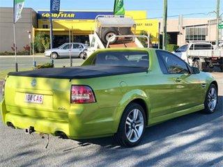 2008 Holden Ute VE SV6 Green 6 Speed Manual Utility