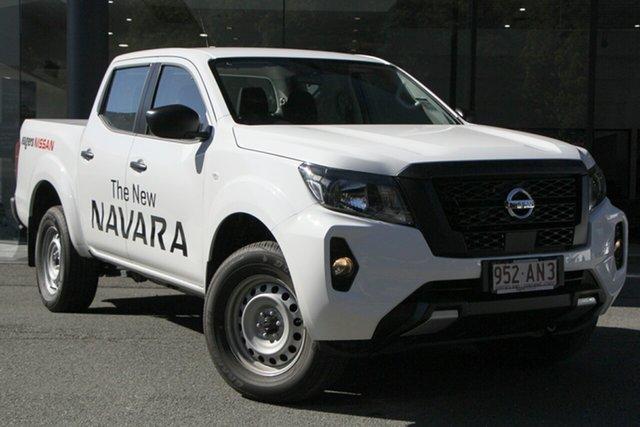 Demo Nissan Navara D23 MY21 SL Newstead, 2021 Nissan Navara D23 MY21 SL Polar White 7 Speed Sports Automatic Utility