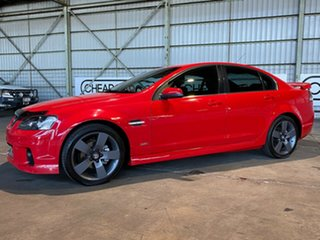 2013 Holden Commodore VE II MY12.5 SV6 Z Series Red 6 Speed Sports Automatic Sedan.
