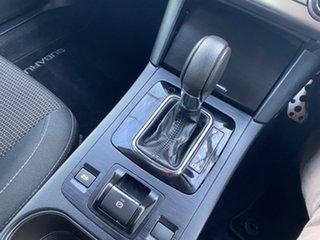 2015 Subaru Liberty B6 MY15 2.5i CVT AWD White 6 Speed Constant Variable Sedan
