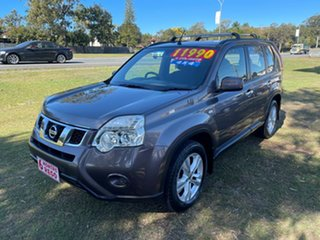 2011 Nissan X-Trail T31 Series IV ST Grey 1 Speed Constant Variable Wagon.