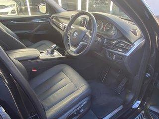 2015 BMW X5 F15 MY15 xDrive30d Black Sapphire 8 Speed Automatic Wagon