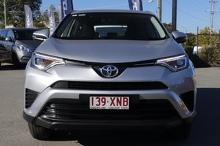 2017 Toyota RAV4 ZSA42R GX 2WD Silver Pearl 7 Speed Constant Variable Wagon