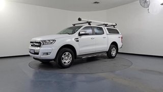 2018 Ford Ranger PX MkII MY18 XLT 3.2 (4x4) White 6 Speed Automatic Dual Cab Utility