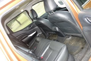 2015 Nissan Navara D23 ST-X Hornet Gold 7 Speed Sports Automatic Utility