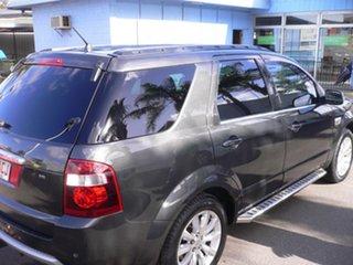 2009 Ford Territory SY Ghia Grey 4 Speed Sports Automatic Wagon.