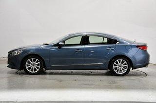 2013 Mazda 6 GJ1031 Sport SKYACTIV-Drive Blue 6 Speed Sports Automatic Sedan.