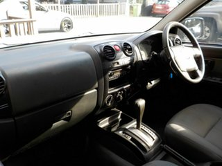 2012 Isuzu D-MAX MY11 SX 4x2 High Ride White 4 Speed Automatic Utility