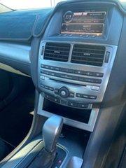 2008 Ford Falcon FG G6 Silver 5 Speed Sports Automatic Sedan