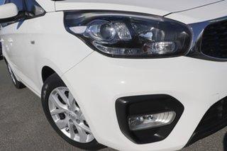 2016 Kia Rondo RP MY17 SI Clear White 6 Speed Sports Automatic Wagon.