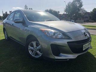 2012 Mazda 3 BL10F2 Neo Activematic Silver 5 Speed Sports Automatic Sedan.