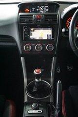 2014 Subaru WRX V1 MY15 STI AWD Grey 6 Speed Manual Sedan