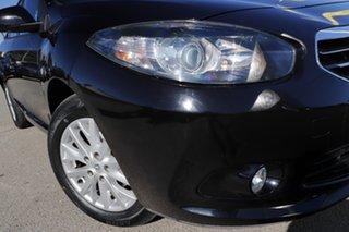 2013 Renault Fluence L38 Phase 2 Dynamique Black Metallic 6 Speed Constant Variable Sedan.