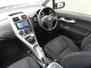 2009 Toyota Corolla ZRE152R MY10 Ascent Dark Blue 6 Speed Manual Hatchback