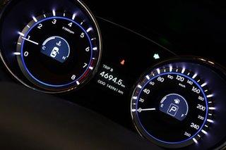 2011 Hyundai i45 YF MY11 Active Noble White 6 Speed Sports Automatic Sedan