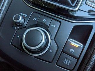 2017 Mazda CX-5 KF2W7A Maxx SKYACTIV-Drive FWD Blue 6 Speed Sports Automatic Wagon