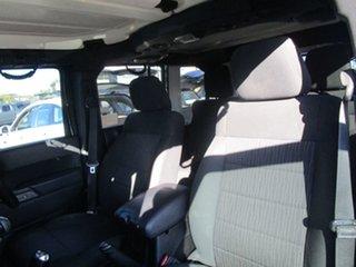 2011 Jeep Wrangler JK MY2012 Unlimited Sport Black 6 Speed Manual Softtop