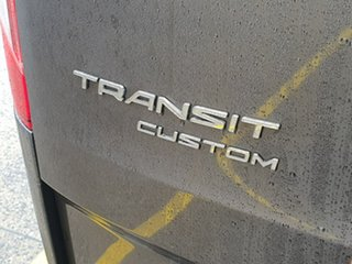 2020 Ford Transit Custom VN 2020.50MY 320S (Low Roof) Sport Grey 6 Speed Automatic Van