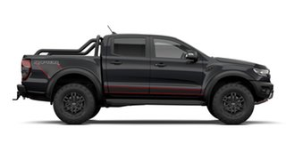 2021 Ford Ranger PX MkIII 2021.75MY Raptor X Pick-up Double Cab Grey 10 Speed Sports Automatic