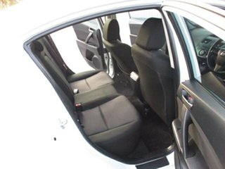 2012 Mazda 3 MAXX White 5 Speed Manual Sedan