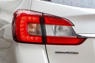 2017 Subaru Levorg V1 MY17 2.0 GT-S CVT AWD White 8 Speed Constant Variable Wagon