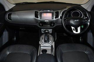2015 Kia Sportage SL MY15 SLi AWD Silver 6 Speed Sports Automatic Wagon